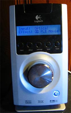 Logitech Z-5500 Control Unit