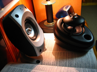 SphereX and Logitech Z-5500